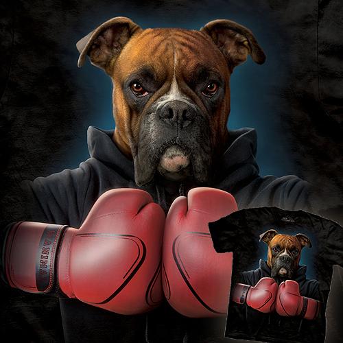 Нежный питомец или боец: собака немецкий боксер